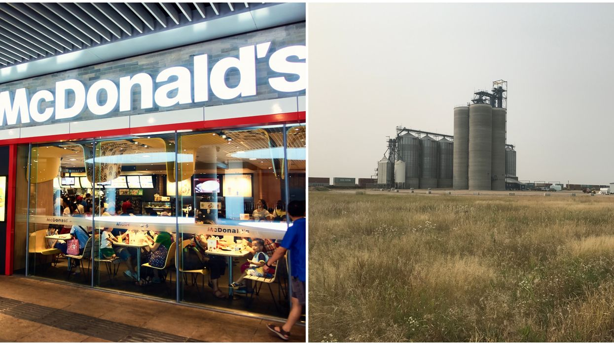 The COVID-19 Outbreak At A McDonald's Beef Supplier Has Now Become The Biggest In Canada