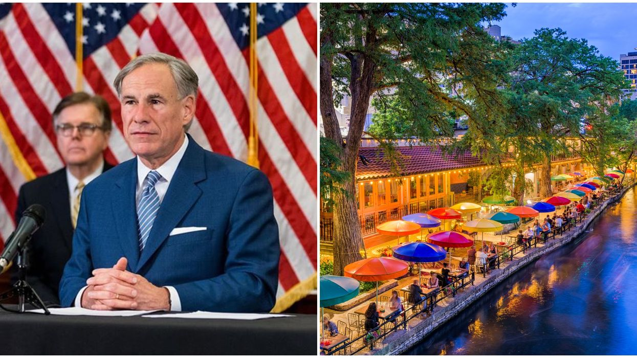 Governor Greg Abbott Reopening Texas Will Begin This Week