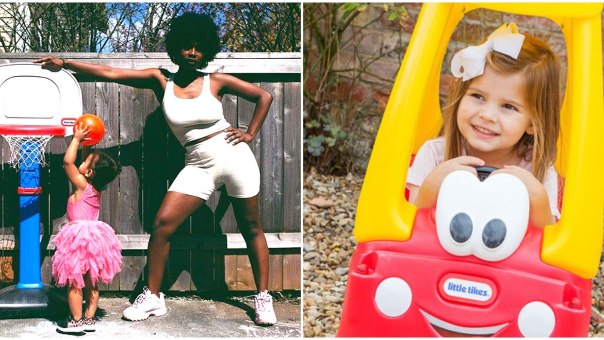 Little Tikes Is Offering Free Party Kits For Canadian Families This Month