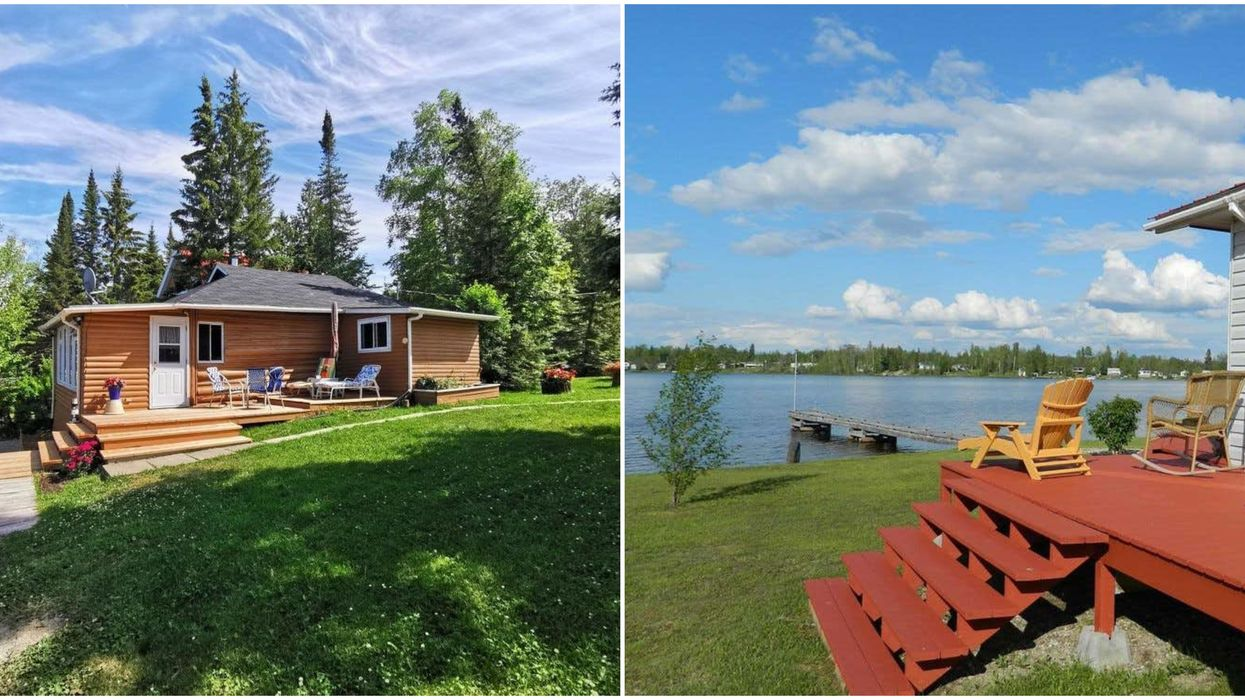 Ontario Cottages For Sale Are As Cheap As $115K & Right By The Water