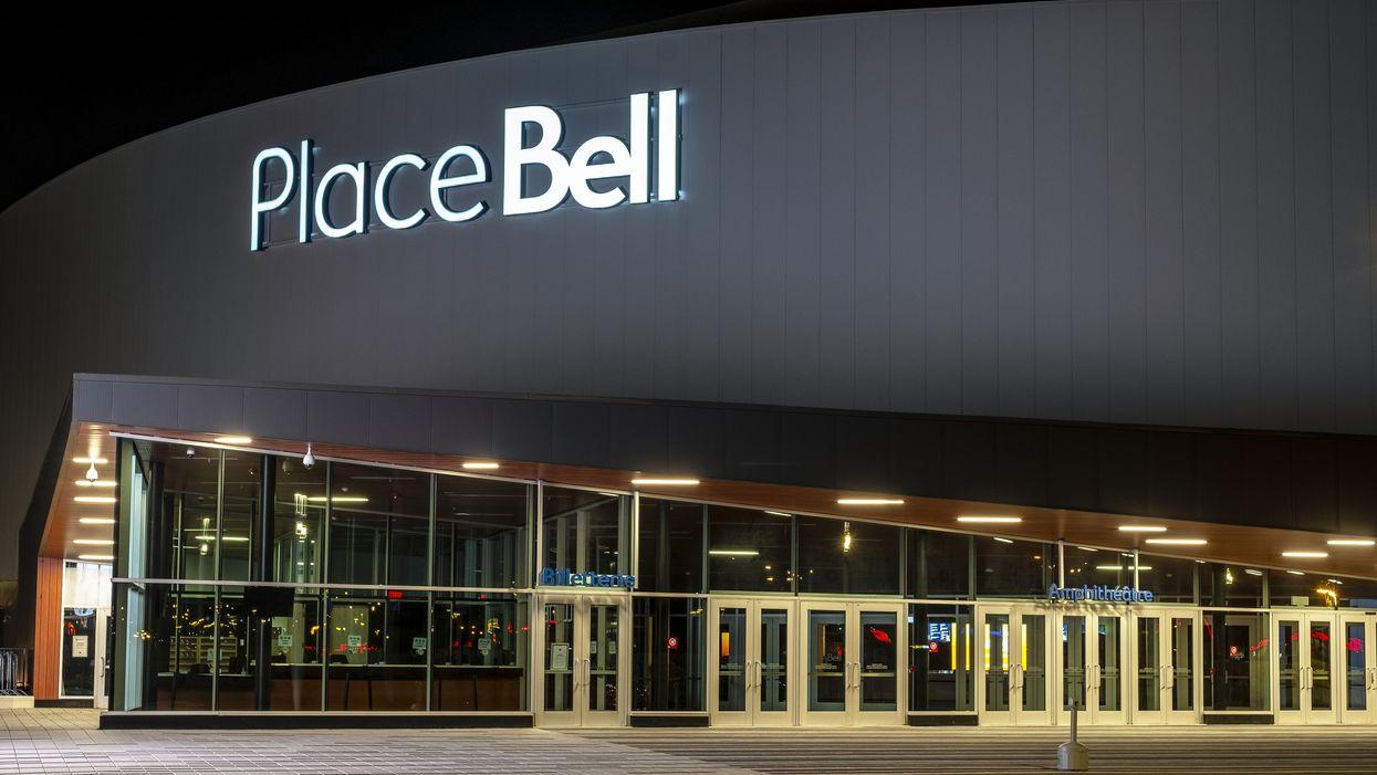 La Place Bell pourrait accueillir des patients atteints de la COVID-19