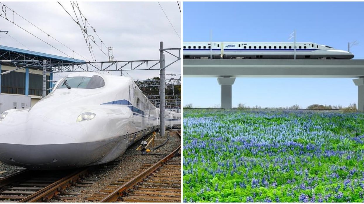 Texas' High Speed Railway Could Be Coming Soon After Winning A 4-Year Court Case