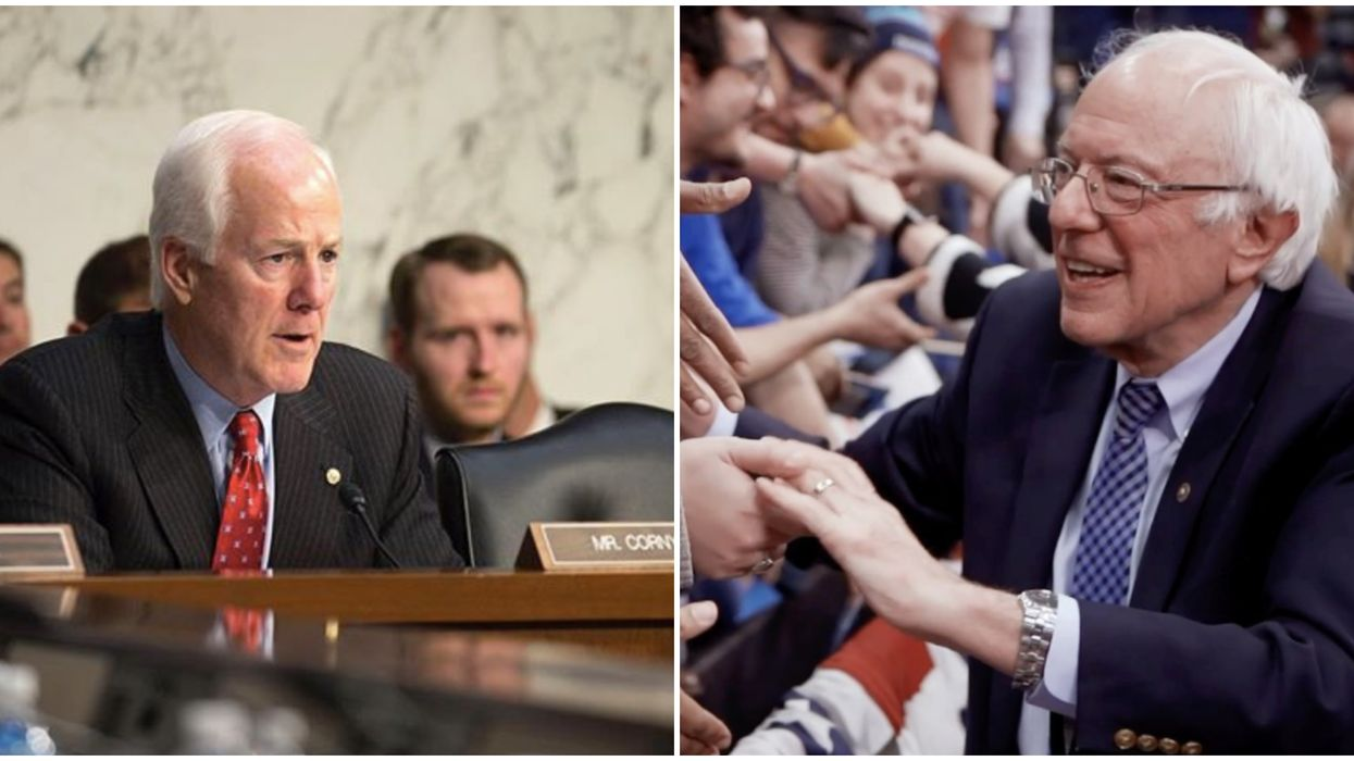 Texas Senator Calls New $2000 A Month Stimulus Plan A 'Democratic Wish List'