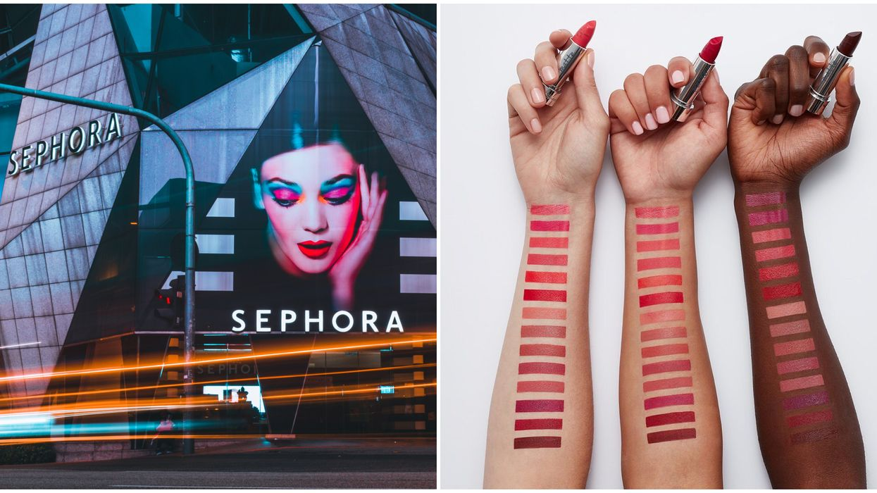 Sephora Canada Reopening Is Happening But You Can't Use The Testers