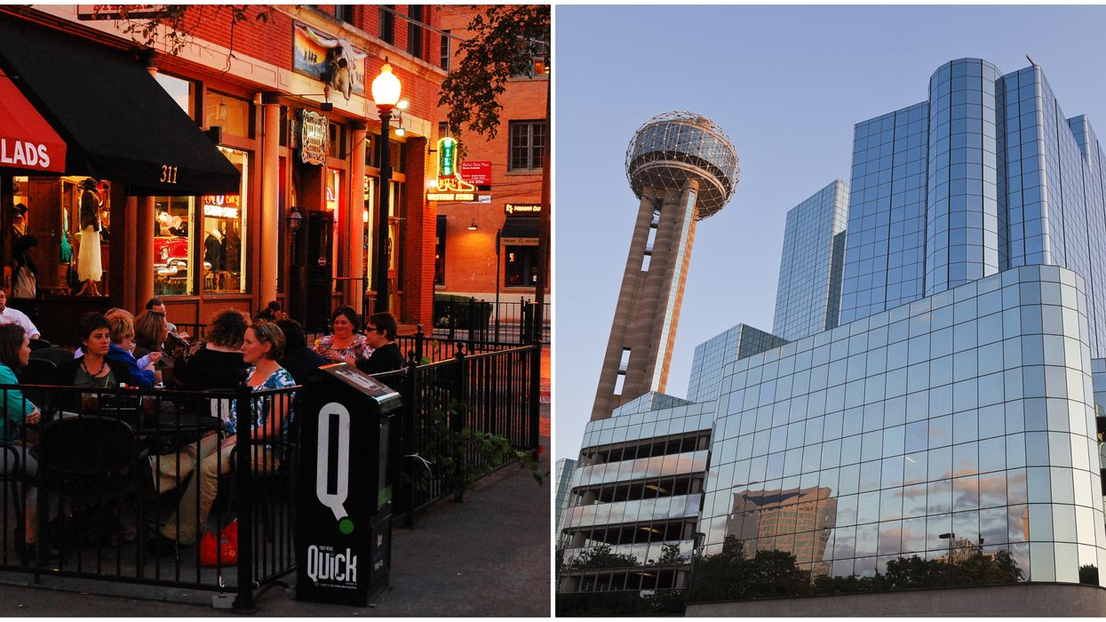 Eating Out At Dallas Restaurants Just Got Easier