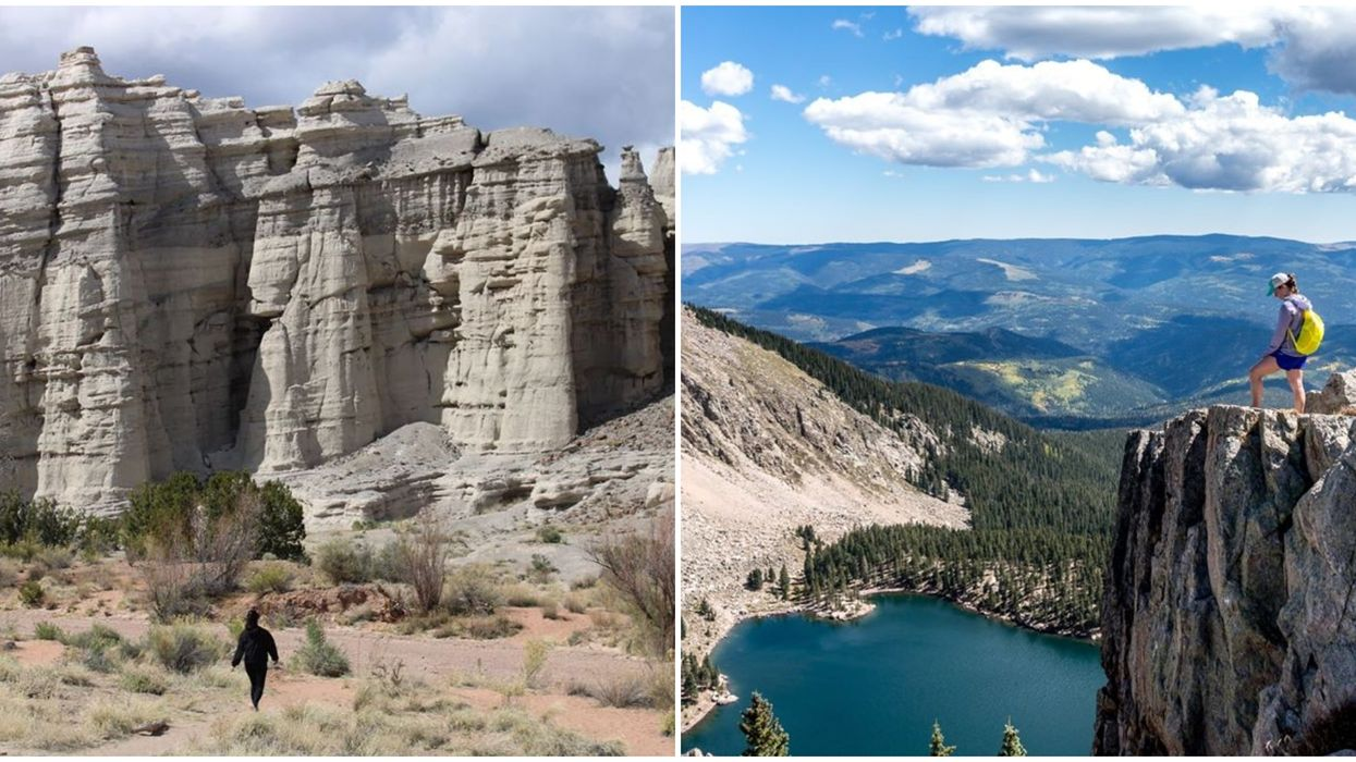6 Beautiful Nature Spots In New Mexico That Are Major Eye Candy
