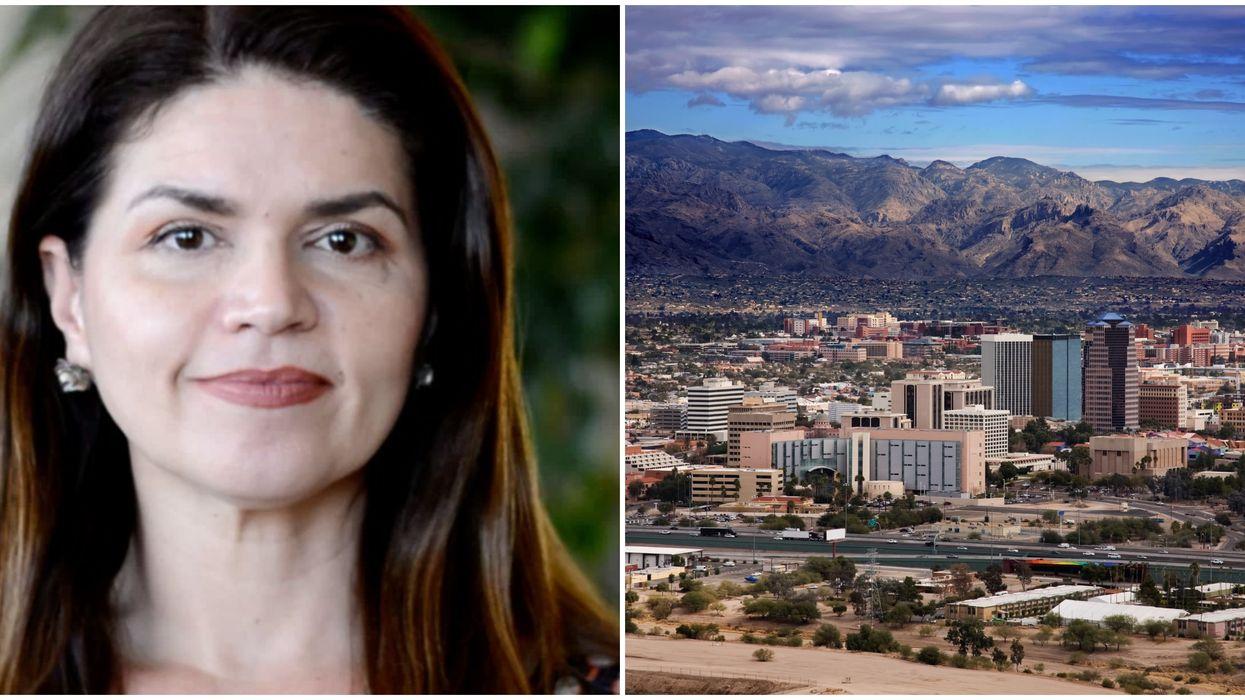 "Tucson Mayor Regina Romero Says Military Force Is ""Excessive"""