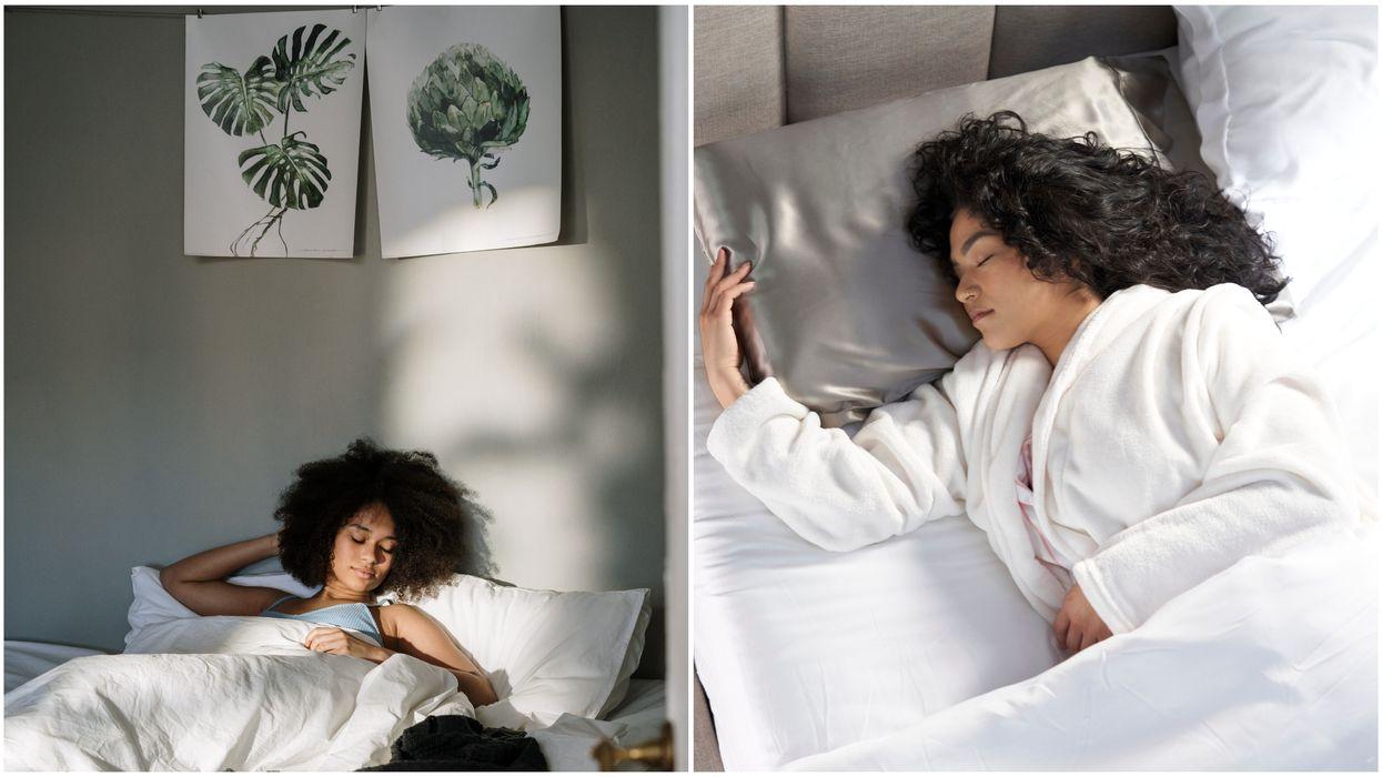 Tu pourrais gagner 1000 $ à dépenser pour enfin dormir comme un bébé