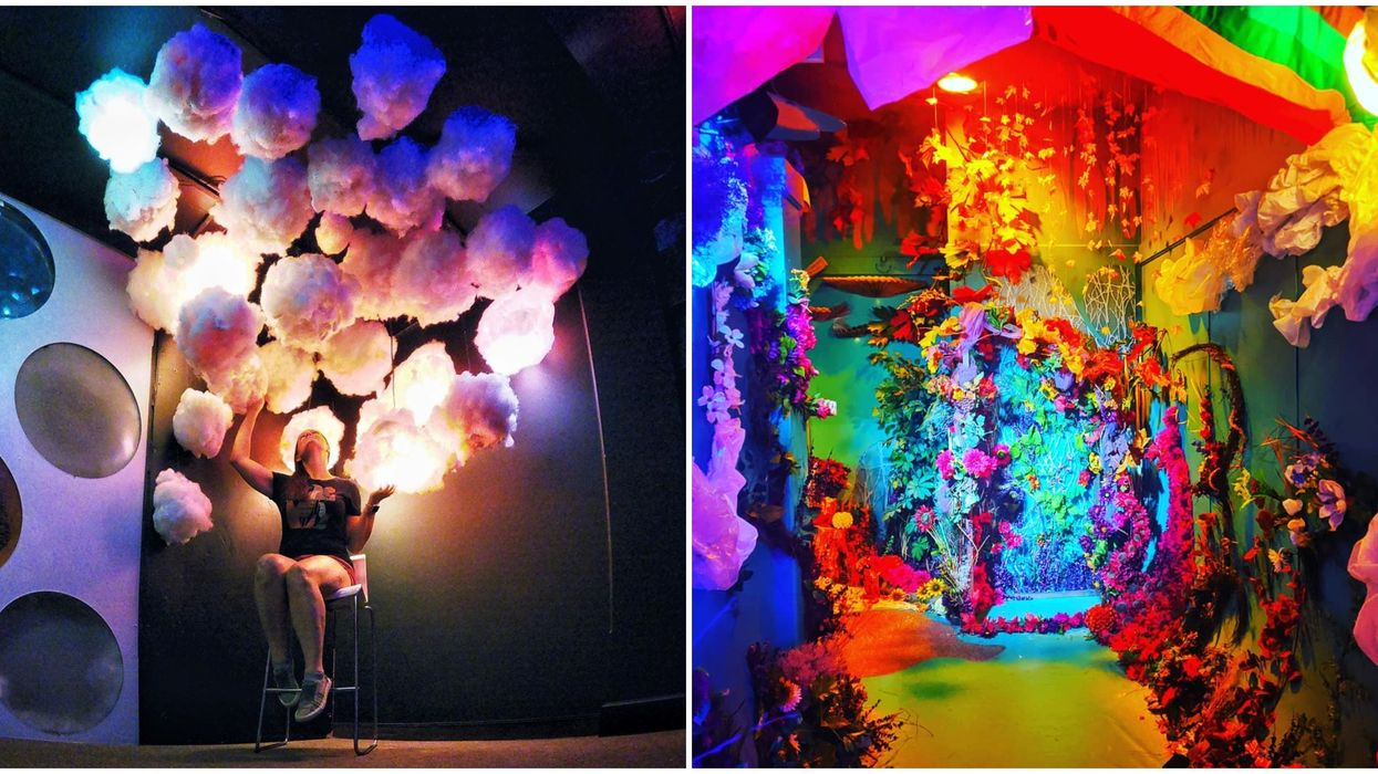 Dreamscapes In Utah Is A Dreamy Exhibit Filled With Magical Art Installations (PHOTOS)