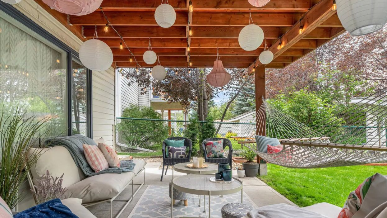 6 Airbnbs In Calgary To Escape The City With Your Summer Fling