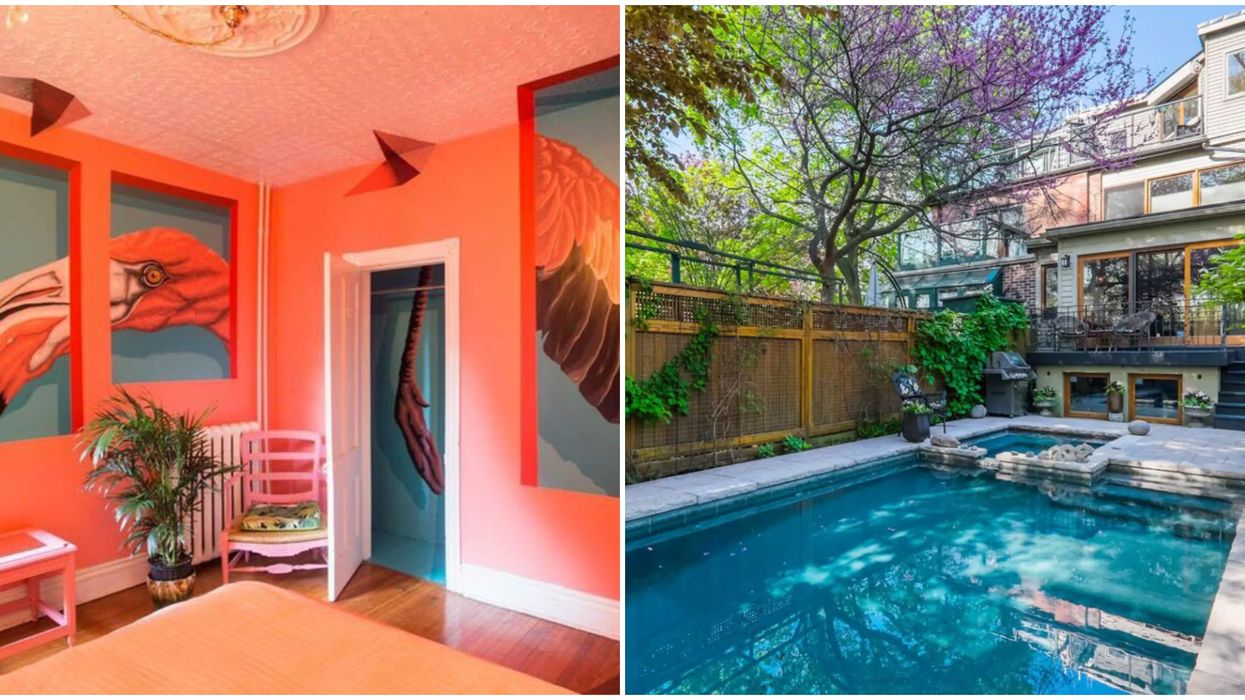 11 Unique Toronto Airbnbs That Will Make You Never Want To Leave
