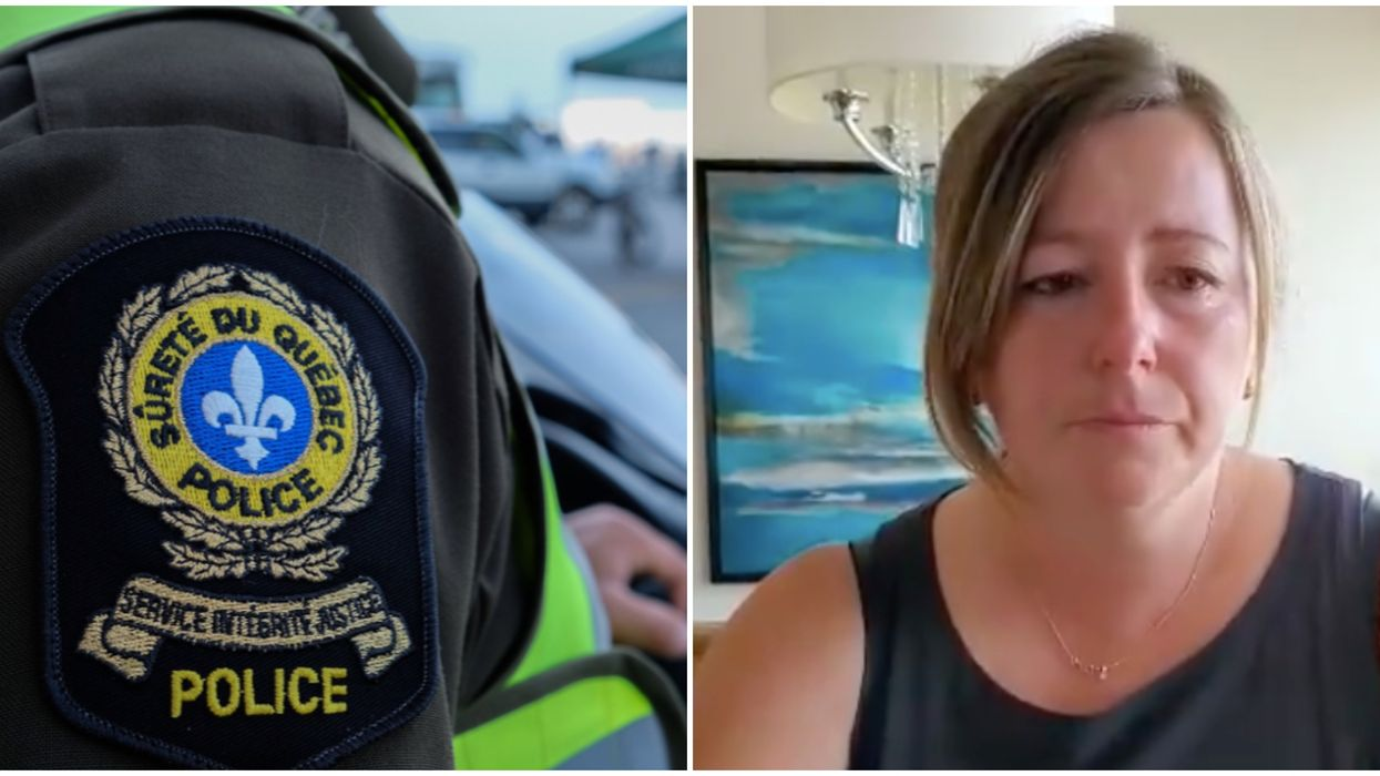 Quebec Woman Posts Tearful Video Message To Her Missing Daughters & Husband (VIDEO)