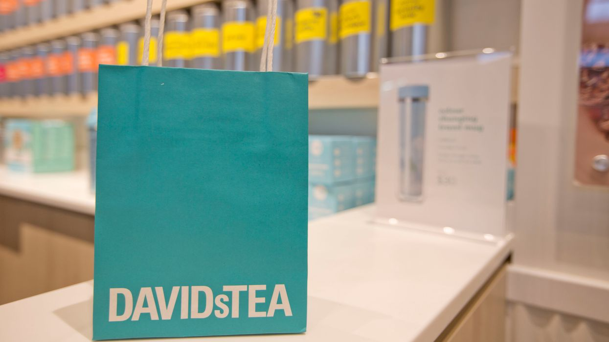 David's Tea Closing Almost Half Of Its Stores In Canada In The Next 30 Days
