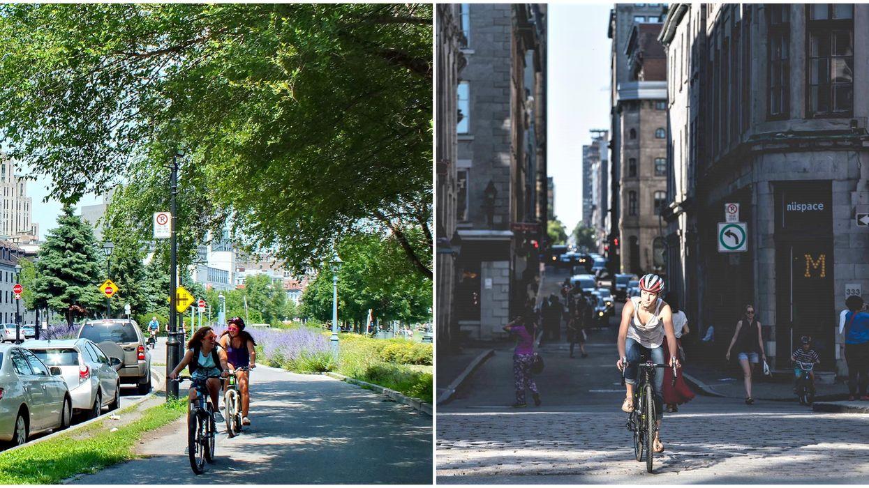 CLIF offre des centaines de balades à vélo gratuites aux Montréalais pendant le mois d'août