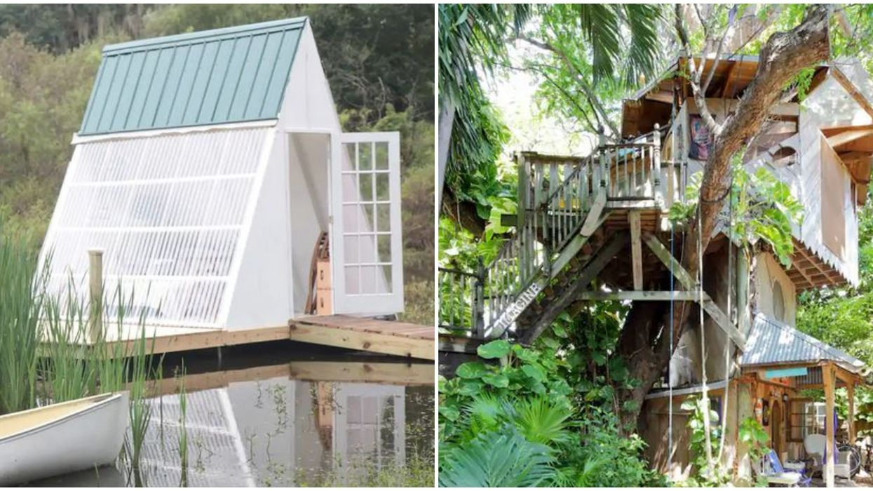 Unique And Affordable Airbnb Rentals In Florida To Check Into This Fall