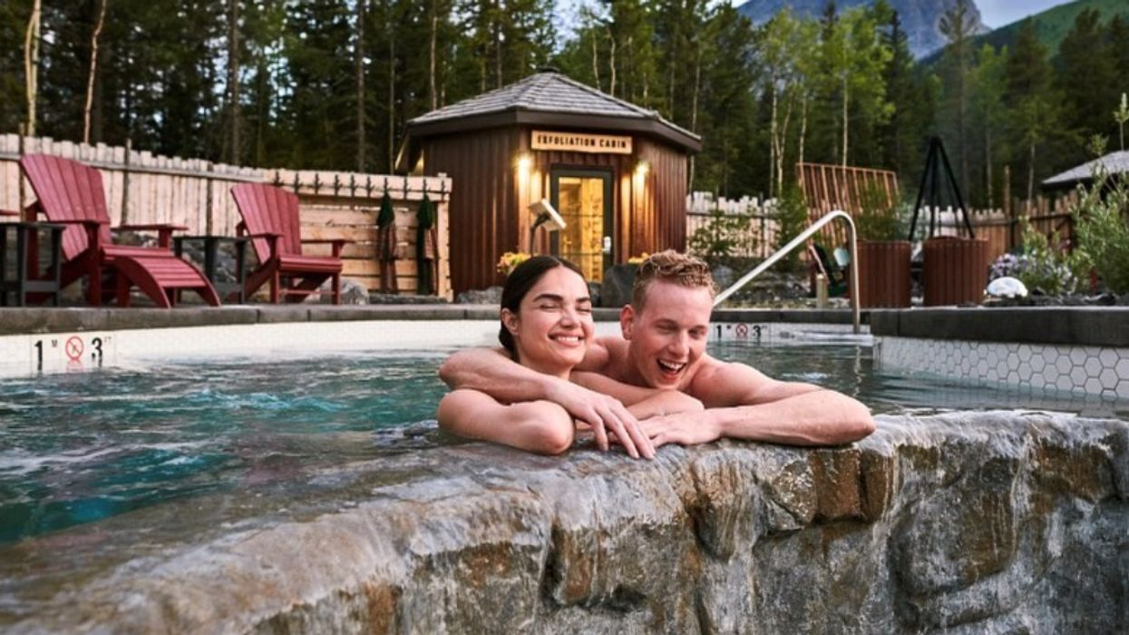 Kananaskis Nordic Spa Reopens Tomorrow But You Better Bring Your Mask