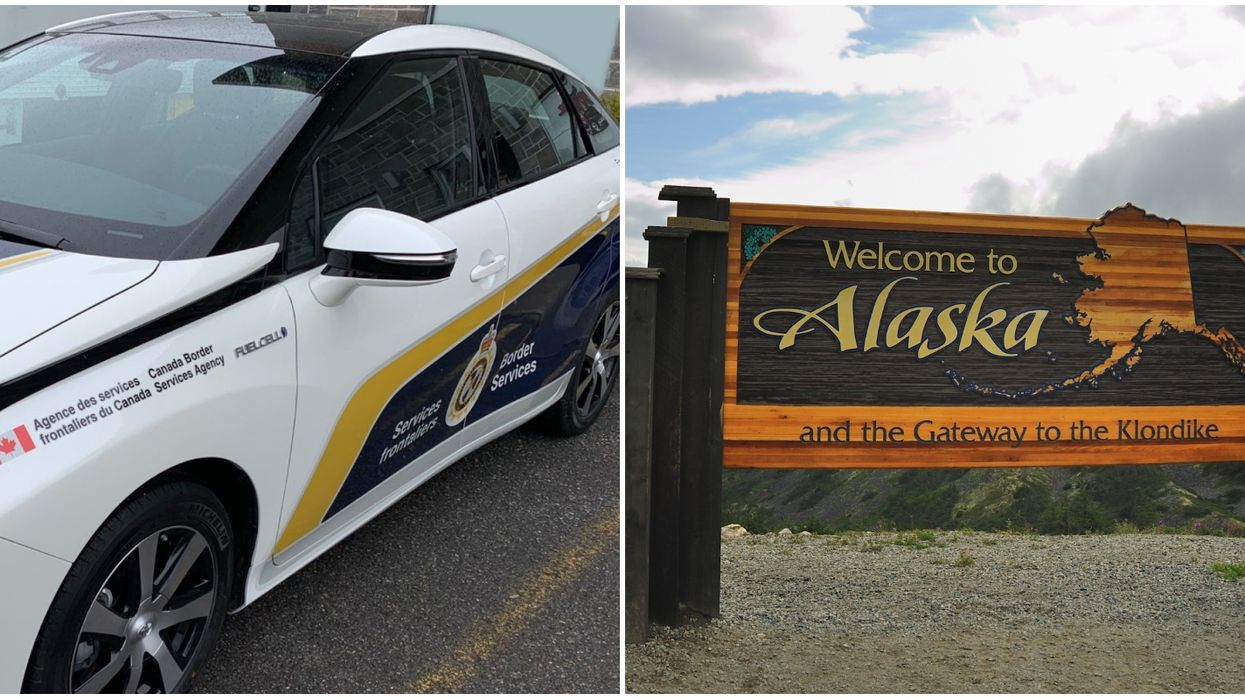Canada's Border Patrol Is Making It Harder To Abuse The Alaska Loophole