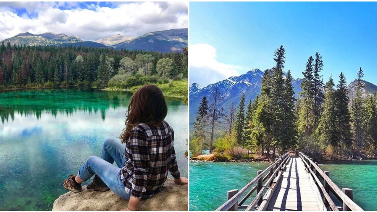 8 Breathtaking Places To Discover Around Jasper Before It's Winter Again