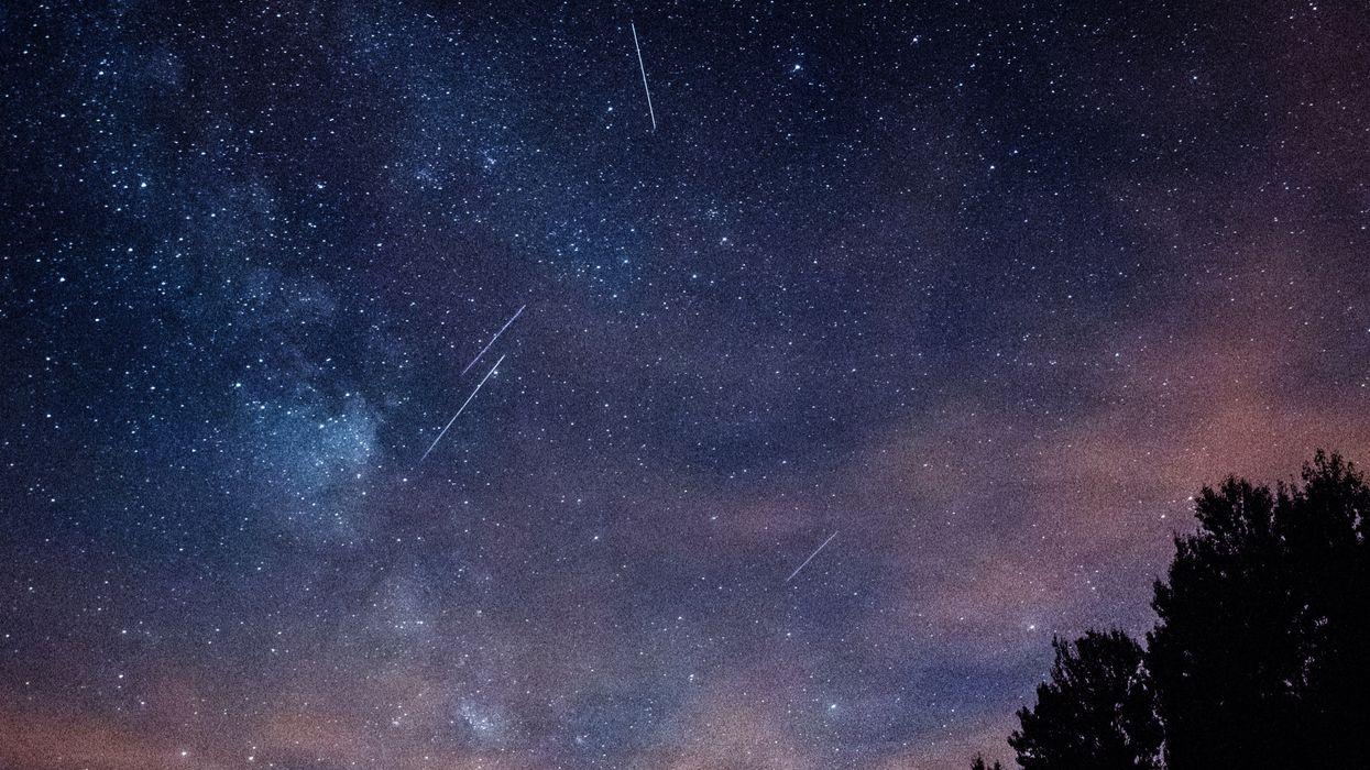Perséides 2020 : des pluies d'étoiles filantes au mois d'août dans le ciel du Québec