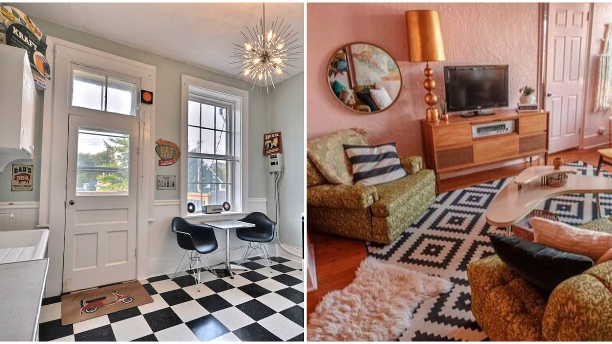 Ontario's Retro Airbnbs Will Have You Waking Up In A Different Decade
