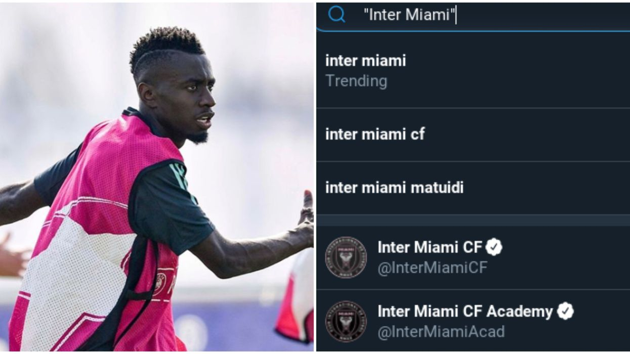 Inter Miami Is Exploding On Social Media This Morning After A Massive Announcement