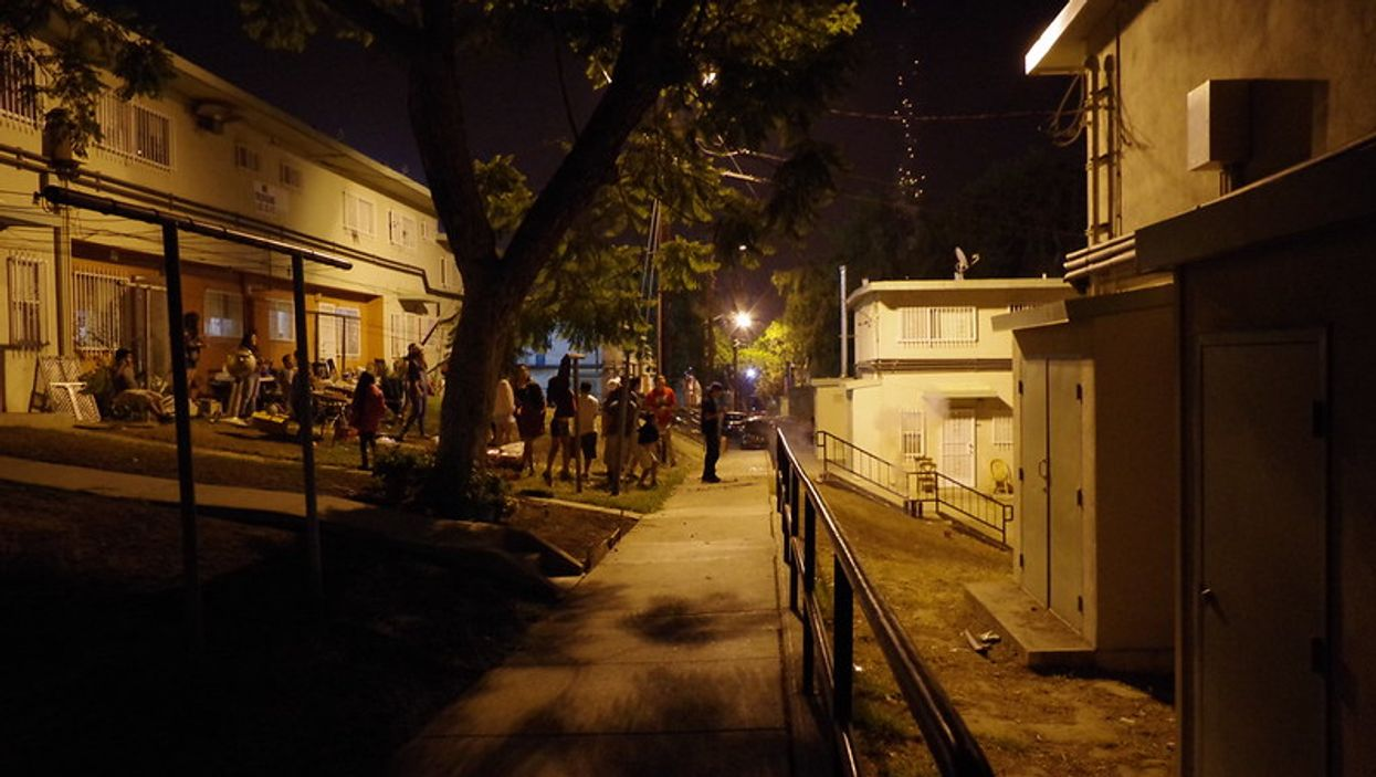 Street Party In BC: Video Surfaces Showing Over 100 Teens On Friday Night