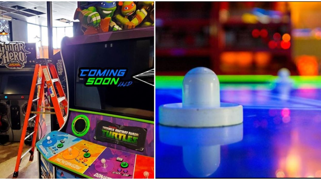 A Massive New Arcade Bar Is Coming To Central Florida Soon