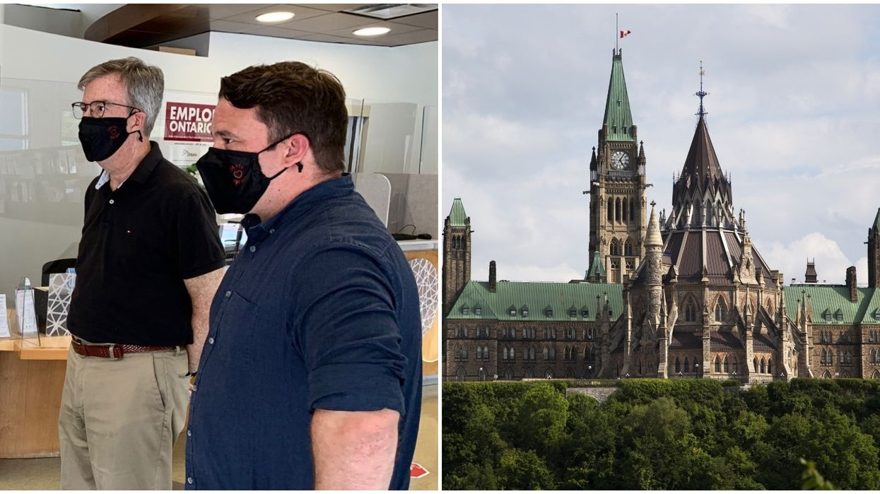 Ottawa Just Made It Mandatory To Wear Face Masks In All Apartment & Condo Hallways