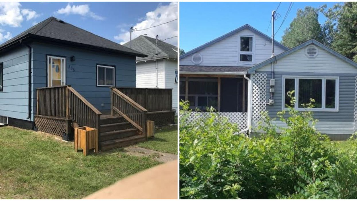 Ontario Homes For Sale That Are Only $50K Or Below (PHOTOS)