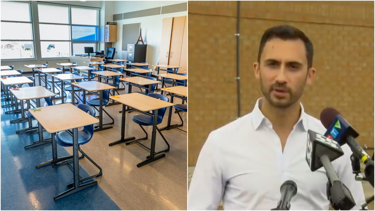 46 Quebec Schools Got COVID-19 Cases After Opening & Stephen Lecce Has Responded