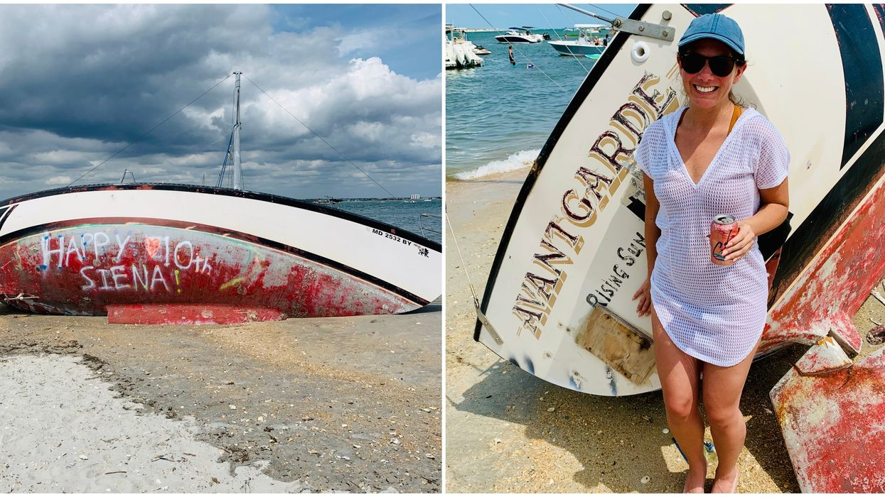 You Can Find A Shipwrecked Boat On This North Carolina Island & Unlock Your Inner Pirate