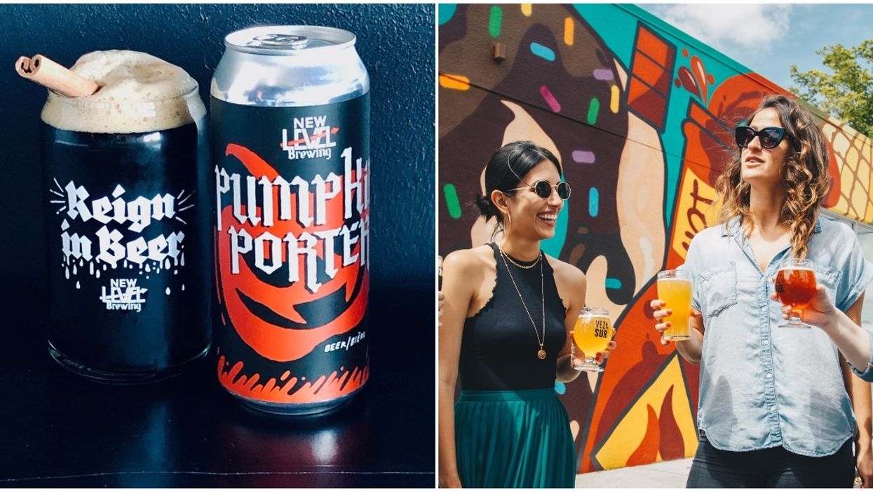 A Calgary Brewery Just Launched A Fall Beer That's Basically A Boozy Pumpkin Spice Latte