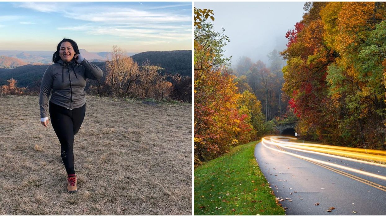 Scenic Drives In Georgia Are Perfect Adventures For The Fall