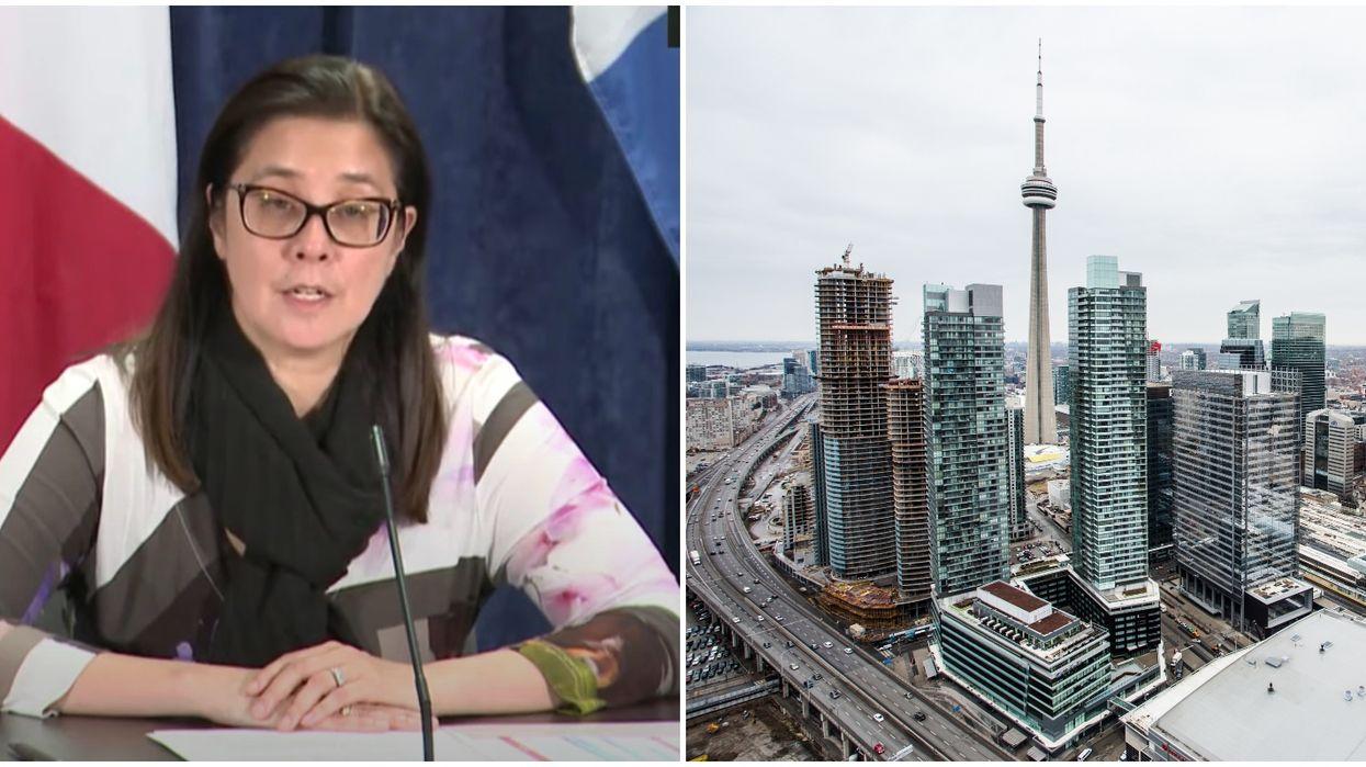 "Toronto COVID-19 Cases Should Serve As A ""Warning"" Says Dr. Eileen de Villa"