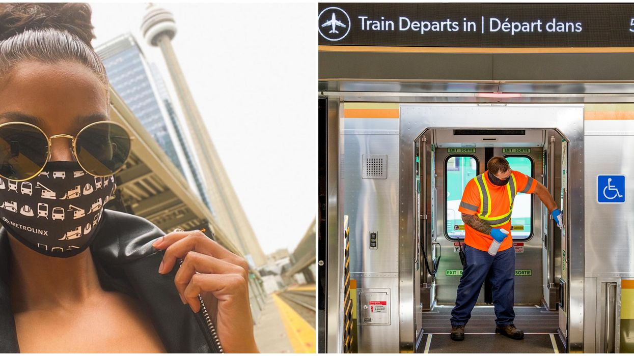 6 Essential Measures That UP Express Has Put In Place For A Safe Ride