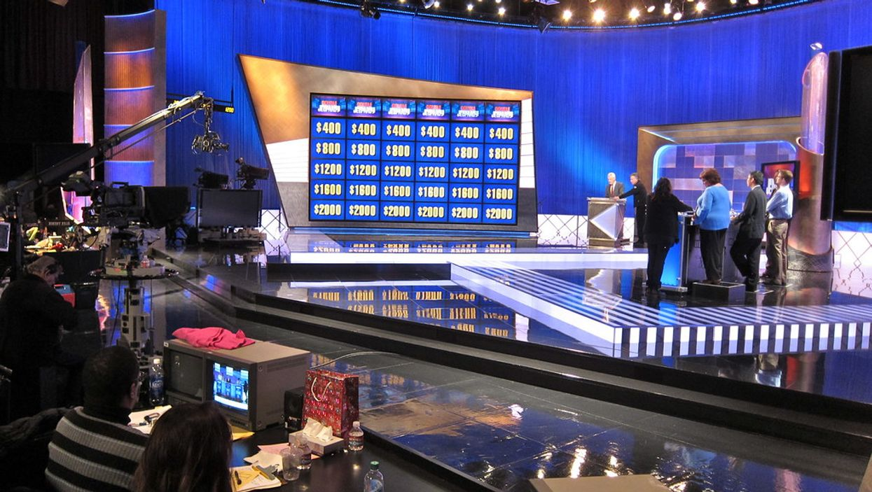 Alex Trebek Announced Ottawa's NHL Pick Jeopardy Style And It's So Wholesomely Canadian