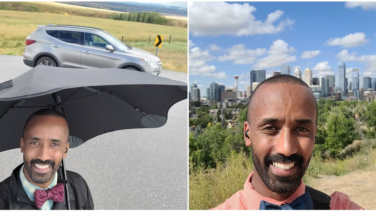 Calgary Uber Driver Goes Viral On TikTok For Being The Most Wholesome Person Ever
