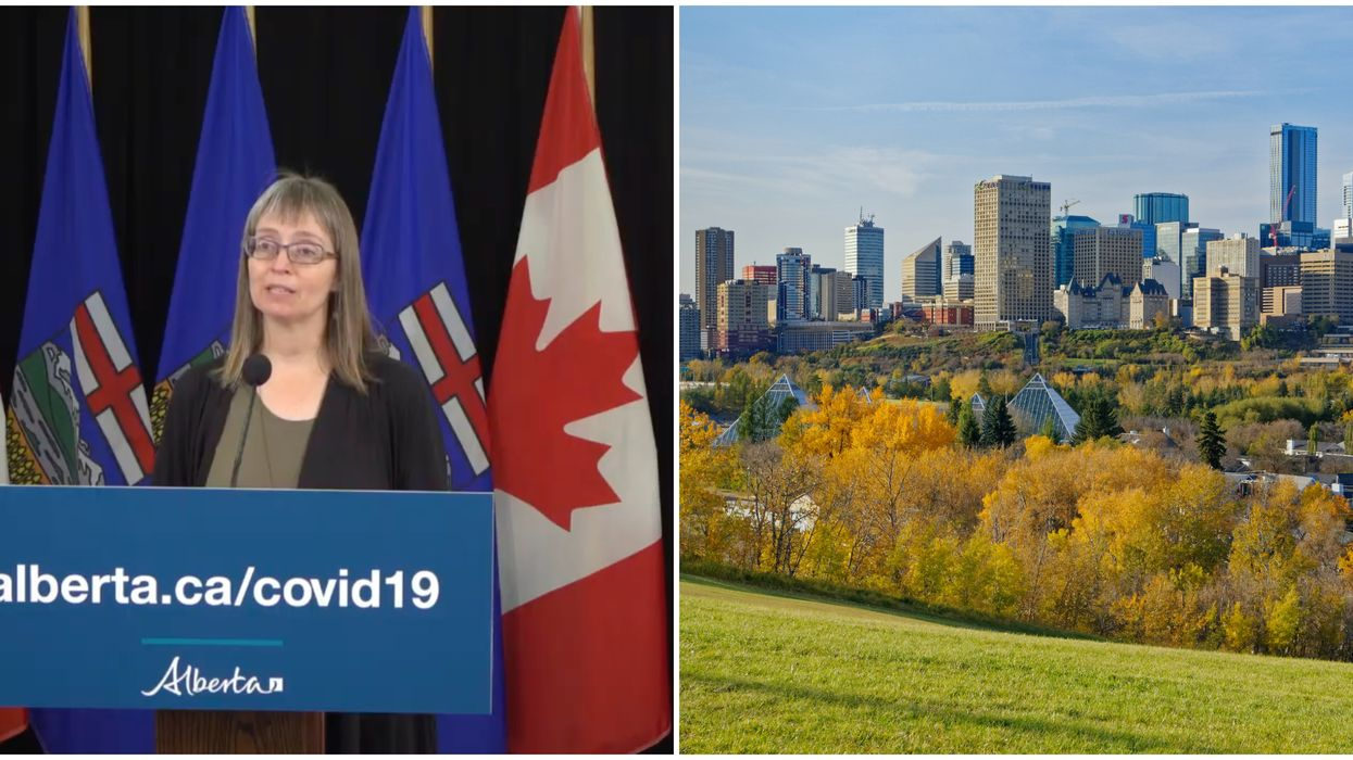 Edmonton COVID-19 News: You Can Only Gather In Groups Of TK Now