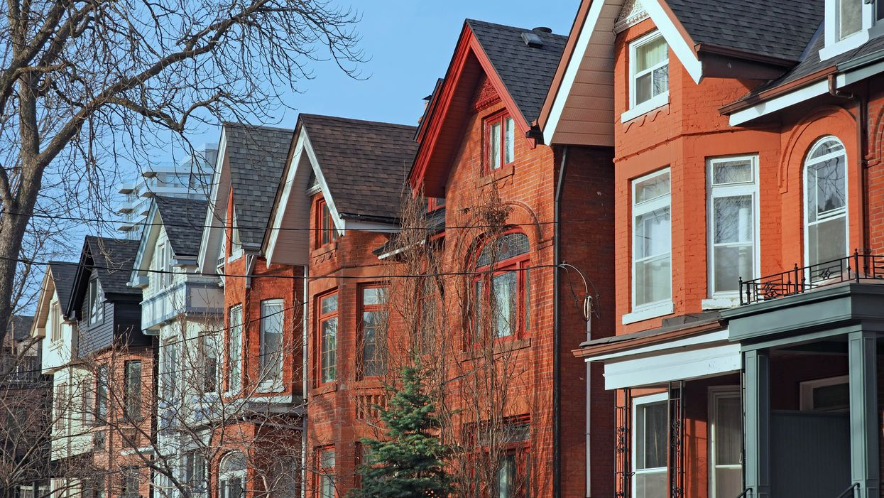 Toronto's Real Estate Market Has Only 9 Neighbourhoods Where A House Is Under $1 Million