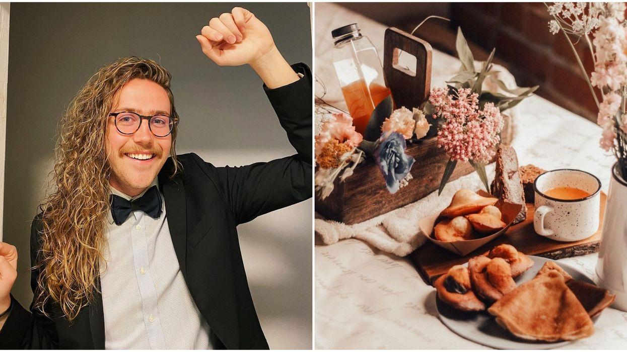 Mathieu Dufour te présente les restos les plus «yummy »de Montréal dans une toute nouvelle série