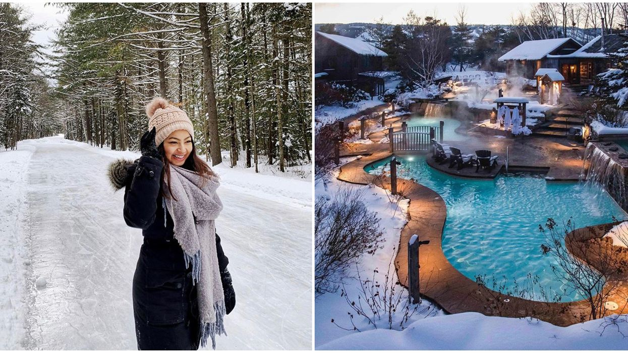 11 Magical Winter Day Trips In Ontario That Need To Be On Your Bucket List
