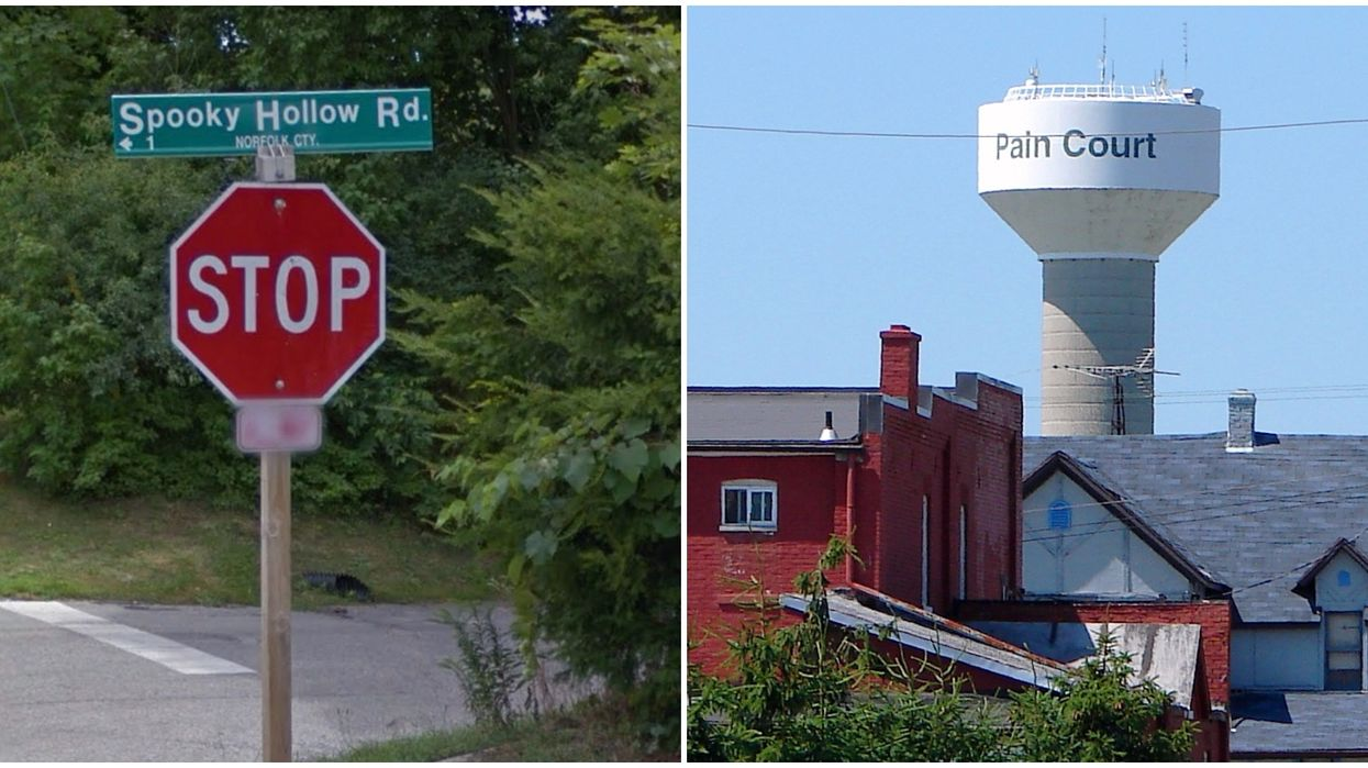 9 Canadian Spots With The Creepiest Names You Can Imagine