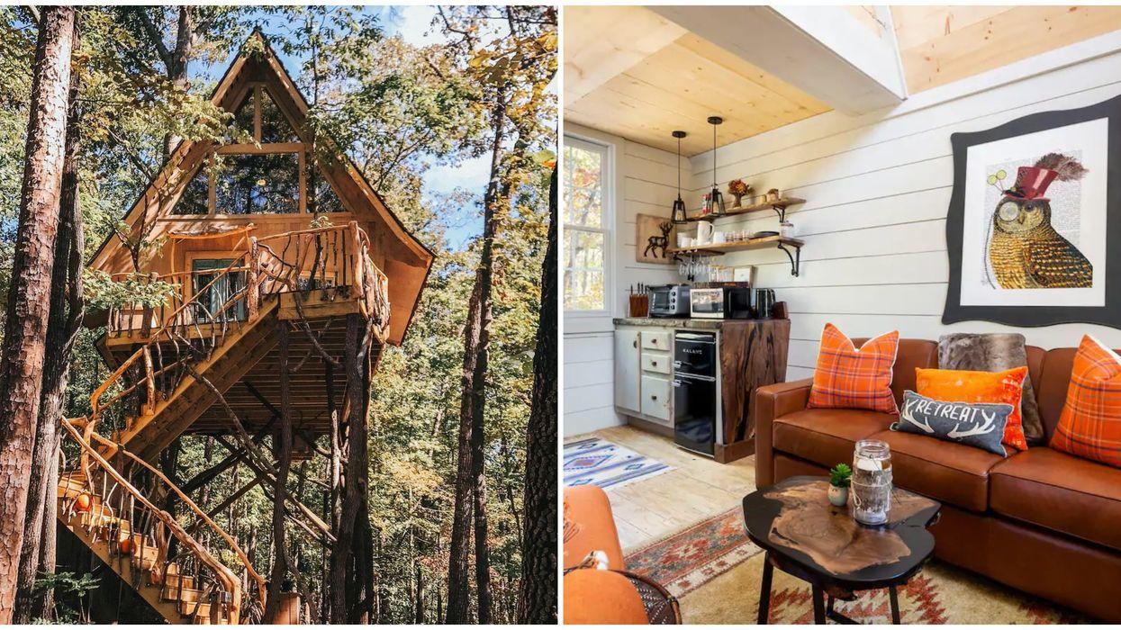 Georgia Treehouse Airbnb Atlanta