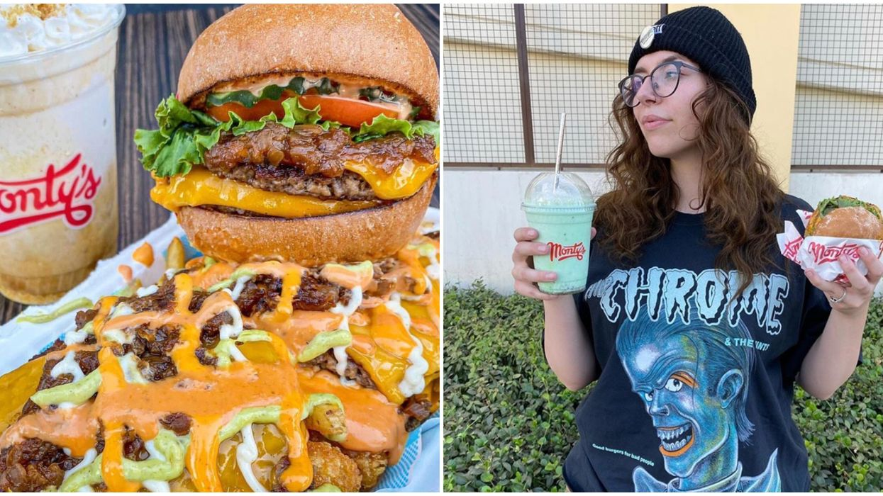 This American Burger Chain Tastes EXACTLY Like In-N-Out But Is Somehow Completely Vegan