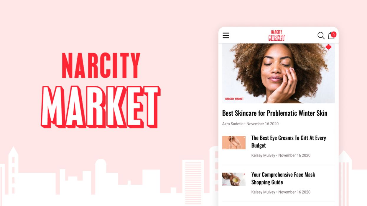 You Can Now Shop Your Favourite Canadian Brands Online With The All-New Narcity Market