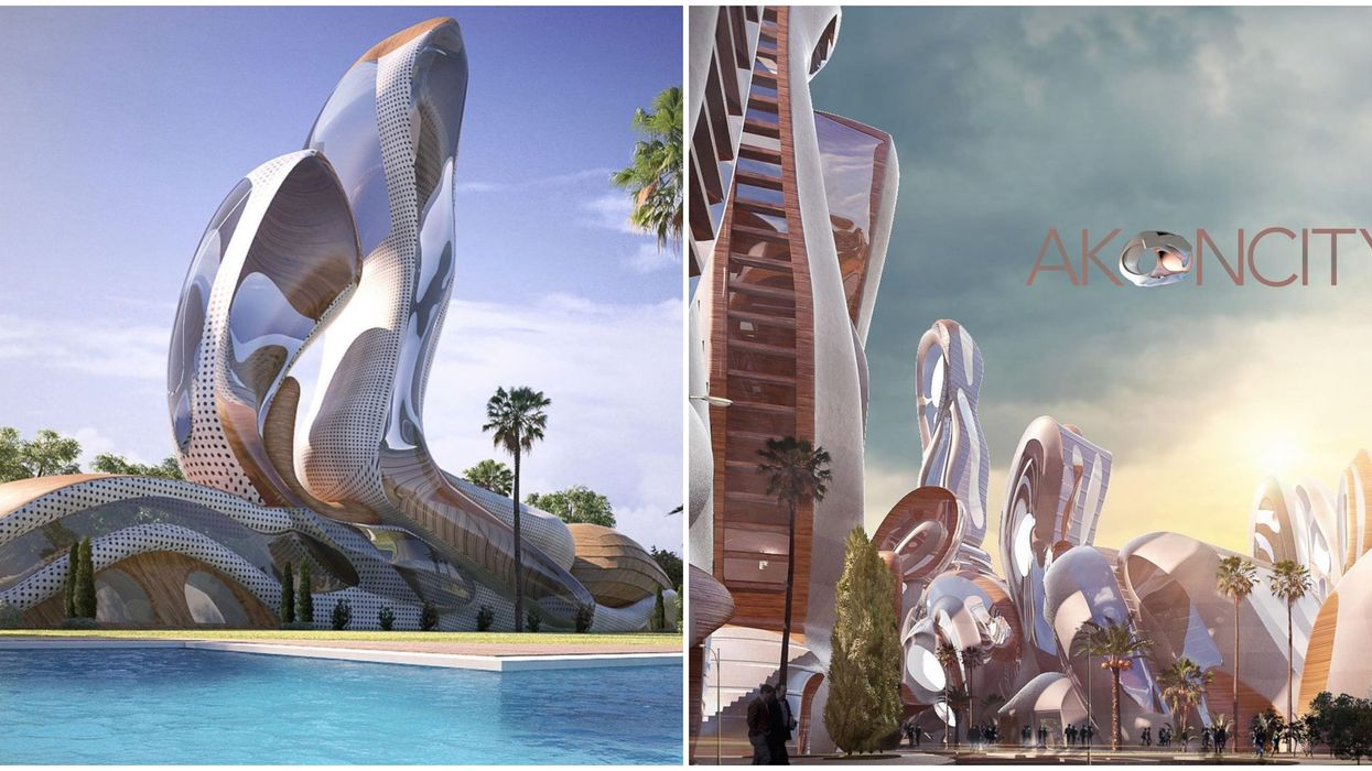Akon Is Building A Wildly Futuristic City In Africa & It's Like A 'Real-Life Wakanda'