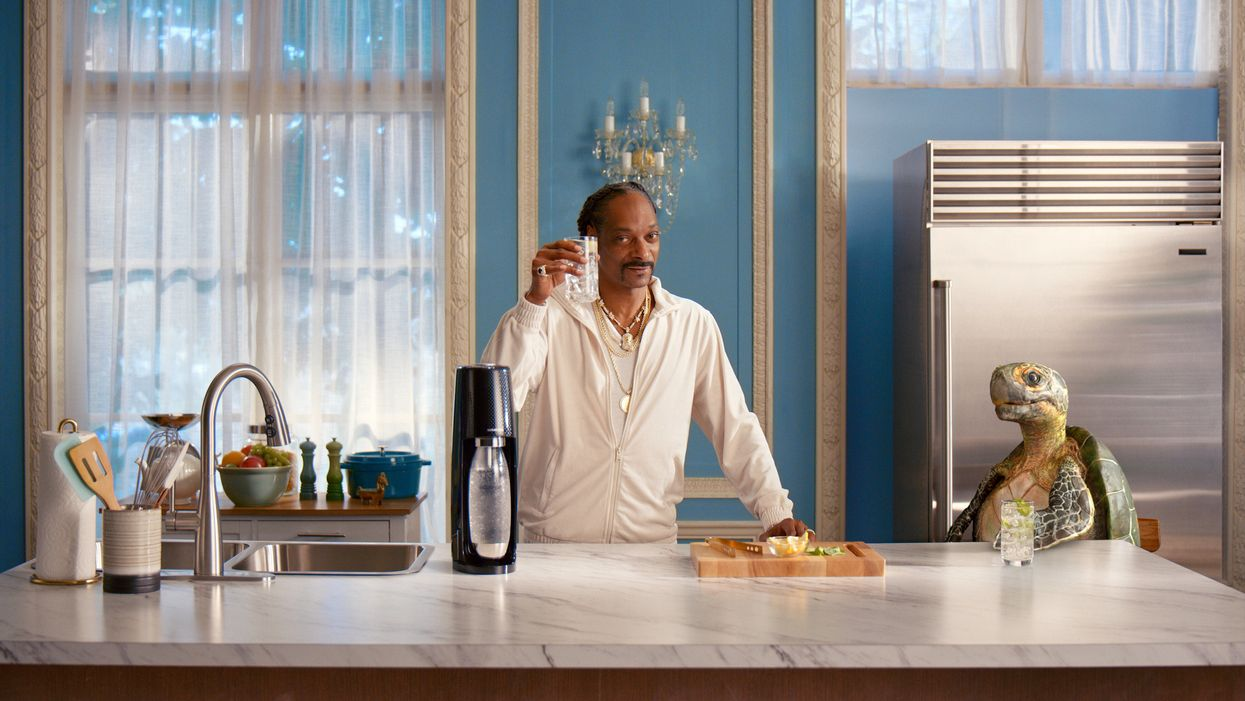 This Hilarious Snoop Dogg Video Is Going To Make You Want To Get A SodaStream
