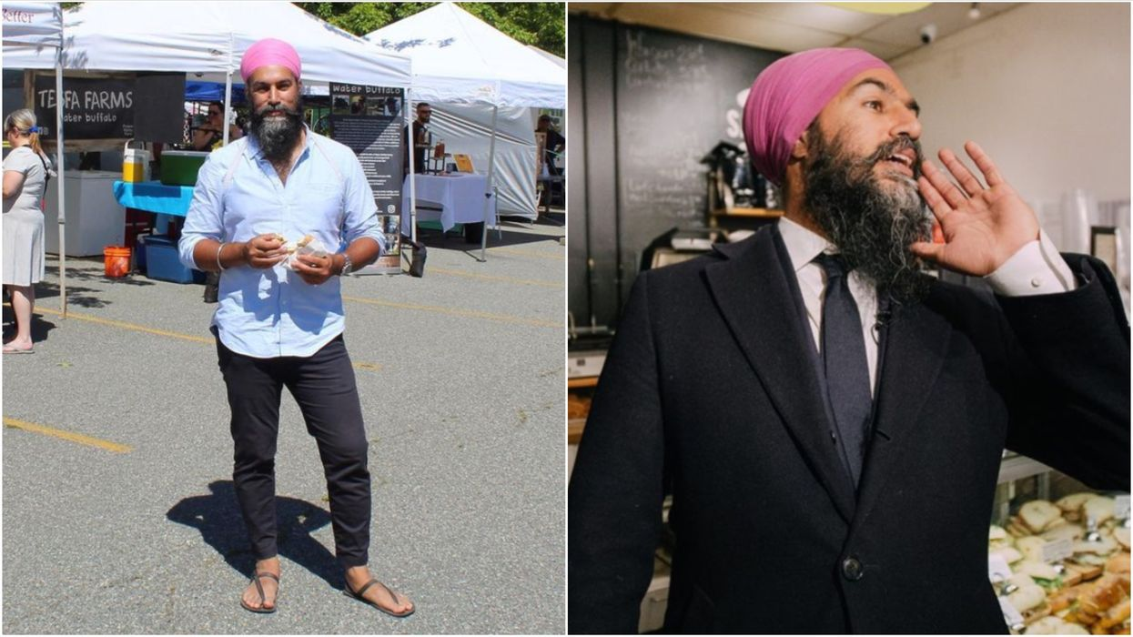Jagmeet Singh Says Millennials Move With 'Courageous Optimism' & He's Totally Here For It
