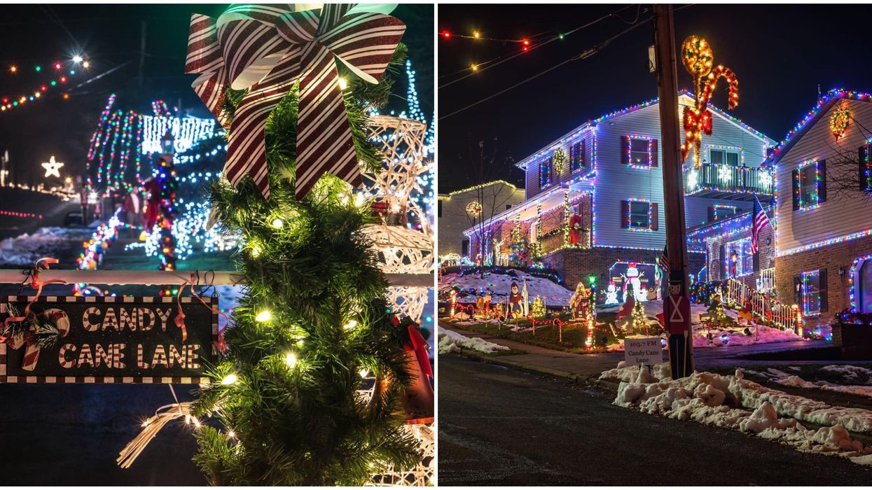 The Most Christmassy Street In The US Was Featured In 'Happiest Season' & You Can Visit It