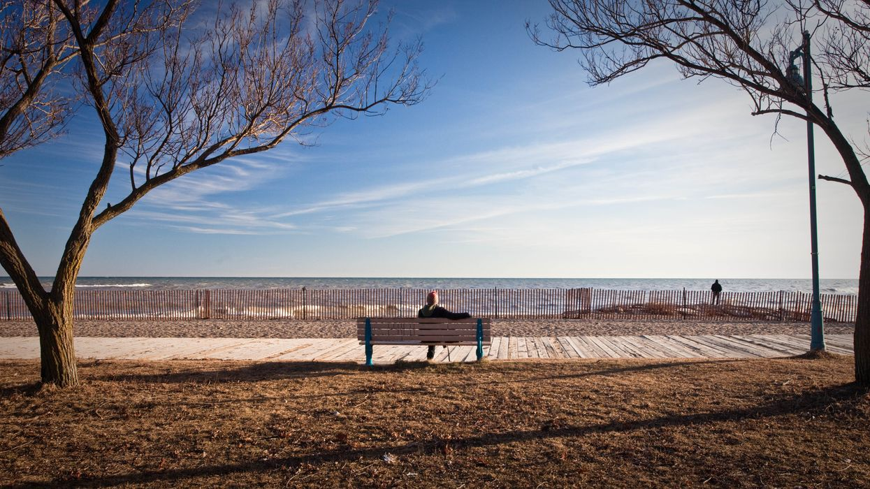 Toronto Is Getting Beautiful, Sunny Temps This Weekend & It Will Even Be Nicer Than BC